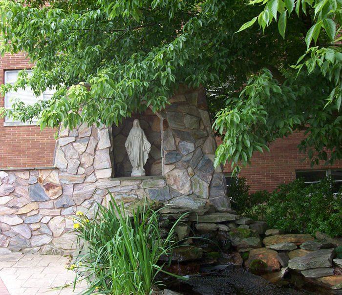 campus grotto